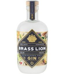 Brass Lion The Singapore Dry Gin