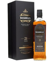 Bushmills Single Malt 21 Yo