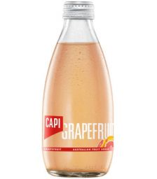 CAPI Grapefruit Soda