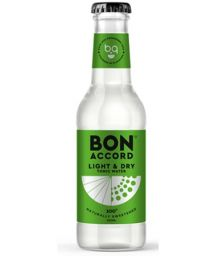 Bon Accord Light & Natural Tonic Water