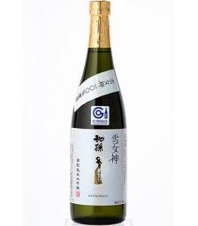 Hatsumago Yukimegami Junmai Daiginjo
