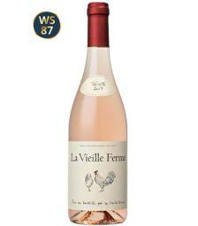 La Vieille Ferme Cotes du Luberon 2017 750ml Rose