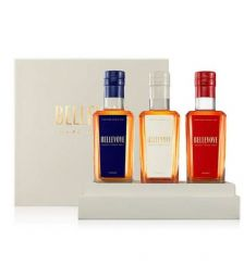Bellevoye Tricolour French Whisky Gift Box