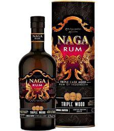 Naga Rum Triple Wood NV