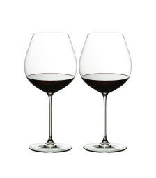 Riedel Veritas Old World Pinot Noir (Set of 2)