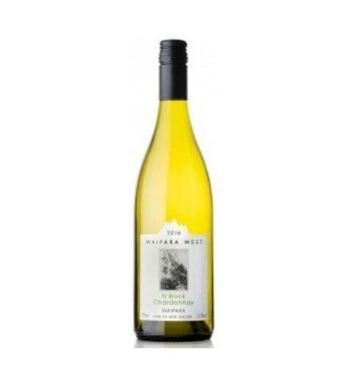 Waipara West Chardonnay N Block 2016 750ml