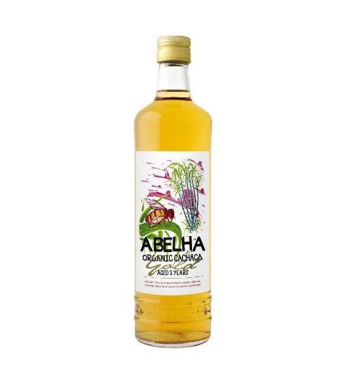Abelha Organic Cachaca, Gold