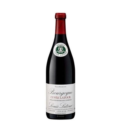 Louis Latour Bourgogne Cuvee Latour 2017 750ml Red