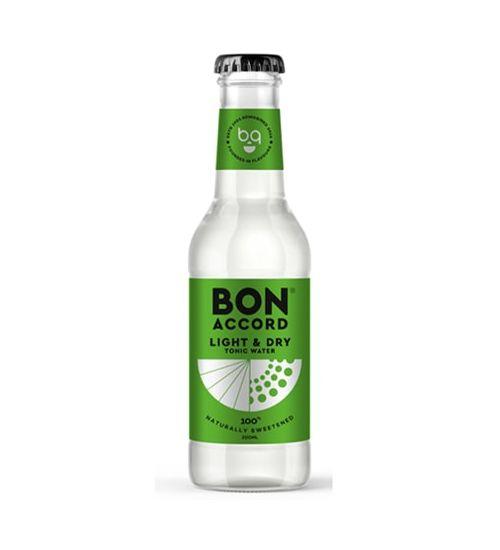 Bon Accord Light & Natural Tonic Water