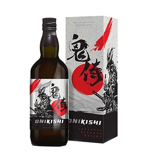 Onikishi Japanese Blended Whisky