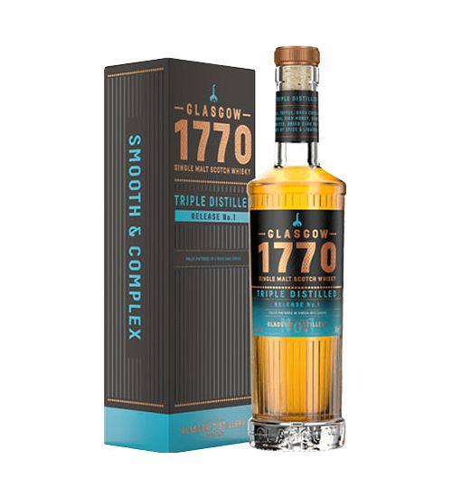 1770 Distilled Single Malt Scotch Whisky