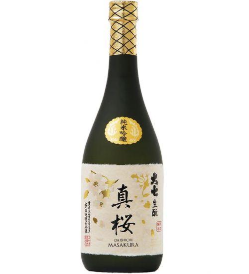 Daishichi Junmai Ginjo Masakura
